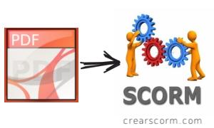 Convertir pdf a Scorm